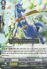 CARDFIGHT VANGUARD CARD: DREAMING BICORN - G-BT05/088EN C