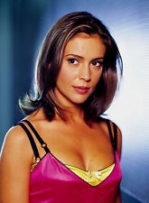 PHOTO CHARMED -  ALYSSA MILANO - 11X15 CM  # 1