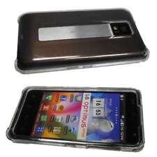 caseroxx Backcover für LG Optimus Speed P990 in transparent aus Kunststoff