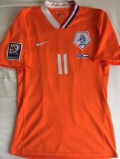 Arjen Robben Bayern Holland Netherlands match worn shirt Sammlungsauflösung