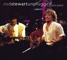 ROD STEWART - UNPLUGGED y sentado (COLECCIONISTAS E NUEVO CD