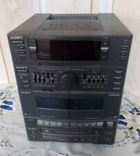 Sony Hcd-H150 mini stereo, for parts/not working.