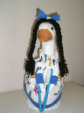 """Goose geese 17"""" Medium clothes Dental dentist dress outfit #1251-2 Sale Price"""