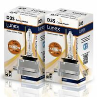 2 x D3S XENON NEW BULB Genuine LUNEX compatible with 66340 9285304244 CM 4300K