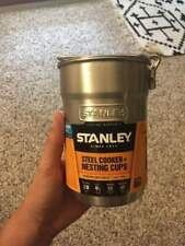 Stanley Adventure Camp Cook Set 24oz Stainless Steel New