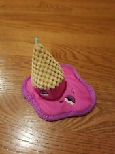 Bark Box Dog Toy Straight Chillin' Ice Cream Floats Squeaker Crinkle