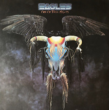 Eagles - One Of These Nights (LP) (EX+/EX)