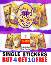 Panini DISNEY TANGLED The Series Stickers Singles  No's 1-168  BUY 4 GET 10 FREE