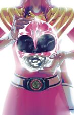 MIGHTY MORPHIN POWER RANGERS SHATTERED GRID #1 NM GONI MONTES VARIANT COMIC MMPR
