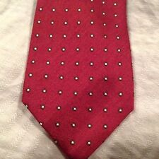 $240 NWT Tom Ford silk/cashmere/cotton Neck Tie hand  Made in Italy