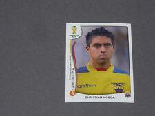 366 NOBOA DYNAMO MOSCOU ECUADOR PANINI FOOTBALL FIFA WORLD CUP 2014 BRASIL