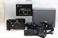 *EXC++* Leica M Typ 240 Black 10770 35mm Rangefinder Digital Camera Body