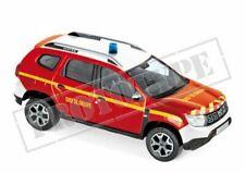 NOREV 1:43 Dacia Duster - 2018 Pompiers Chef de Groupe 509012