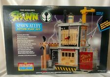 SPAWN ALLEY ACTION PLAY SET TODD TOYS MCFARLANE 1994