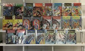 Pre- Unity  Shadowman Magnus Robot Fighter Valiant 23 Lot Comic Book Comics Set