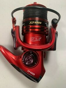 Two Shimano 6½' Sojourn Rod & XF4000 (13+1 bb) Reel (Black Braid) Combos*