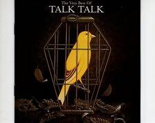 CD TALK TALKthe very best ofEU 1997 EX (B0974)