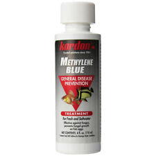 Kordon Methylene Blue Treatment For Fresh And Saltwater Pond Fish - 4 fl. oz.
