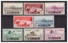 LIBIA 1939 - XIII FIERA DI TRIPOLI SERIE NUOVA **