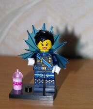 Lego Ninjago Movie Minifigure Shark Army General #1 With Accessory G+ Condition