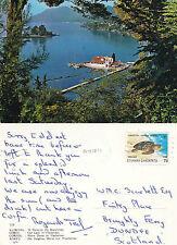 1990 Our Lady Of Viachernas Corfu Greece Colour Postcard