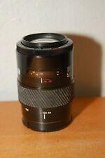 Minolta Maxxum AF 100-200mm Zoom 1:4.5 (22) Lens 49mm 11207868 Japan