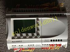 Mitsubishi PLC AL2-24MR-D 24VDC good in condition for industry use