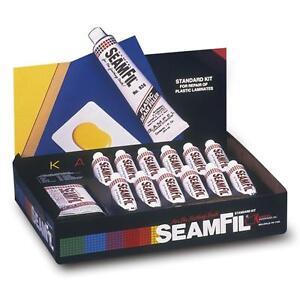 Kampel SeamFil Color Kits For Countertop Laminate Repair  (Standard Colors)