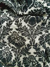 Pair Of Big heavy Chenille Curtains 64 In W Each X 90d