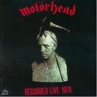 MOTÖRHEAD - WHAT'S WORDSWORTH/LIVE 1978  CD NEU