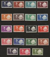 French Colonies 1945 liberation issues... select the ones you want. MNH **.