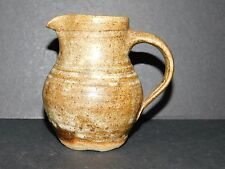 MOUSEHOLE STUDIO POTTERY JUG BIDDY & BILL PICARD / GRETA PERRY CORNWALL