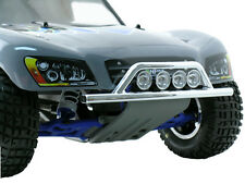 RPM Front Canister light Bar with RC LED Lights 80983  Chrome LEDs Included