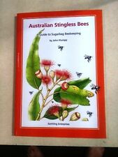Boxing & Splitting Native Bee hives (booklet) and Australian stingless bee book