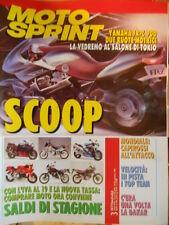 Motosprint 3 1993 Luca Cadalora - Parigi Dakar 1993 - Husqvarna TE 610