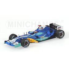 Sauber Petronas C24 J.Villeneuve 2005  400050011  1/43 Minichamps