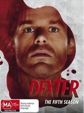 DEXTER SEASONS 1 - 5 : NEW DVD