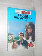 I SOGNI NEL CASSETTO Julia Hammond Cino del Duca 1993 collezione intimita libro