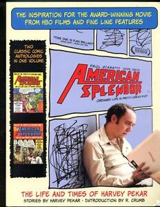 American Splendor: The Life and Times of Harvey Pekar     2003