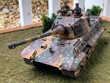 """21st Century Toys Ultimate Soldier German Tiger 2 """"King Tiger"""" Tank 1 32 Scale"""