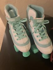 rollerskates size 4 New In Box With Elbow Knees Wrist Guards