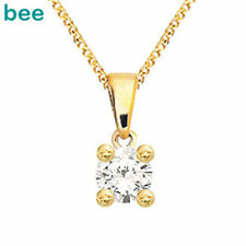 Natural Diamond Fine Necklaces & Pendants
