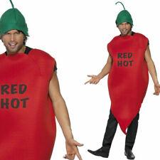 Rojo Sexy Chile Disfraz Despedida de Soltero