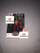 WWE MATTEL ELITE 63 Shinsuke Nakamura AJ STYLES SMACKDOWN LIVE RAW US TITLE HTF