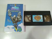 EL GIGANTE DE HIERRO Animacion - VHS Cinta Castellano