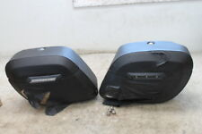 2012 TRIUMPH THUNDERBIRD 1600 SIDE CARGO LUGGAGE SADDLEBAGS BAGS COMPARTMENTS