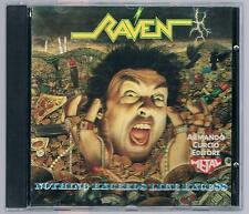 RAVEN NOTHING EXCEEDS LIKE EXCESS CD ARMANDO CURCIO ED.