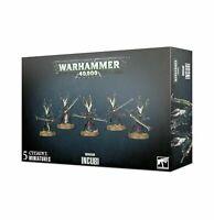 Drukhari Incubi - Warhammer 40k - Brand New! 45-40