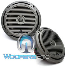 "JL AUDIO MX770-CCX-CG-TB 7.7"" 2-WAY SILK TWEETERS MARINE COAXIAL BOAT SPEAKERS"