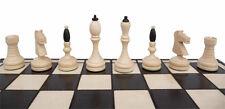 Schach, Sehr schönes Schachspiel CLASSICAL CHESS Schachbrett 50x50 cm KH 100 mm